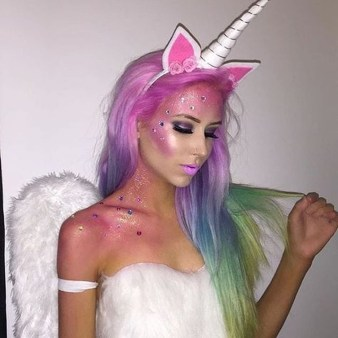 Perfect Hairstyles Ideas For Killer Costume33