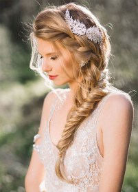 Rustic Hairstyle Ideas For Wedding03