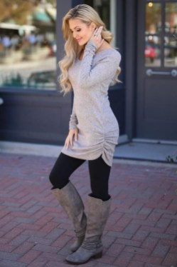 Charming Winter Outfits Ideas To Go To Office35