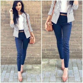 Creative Work Outfits Ideas For Womens14