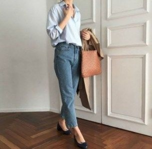 Creative Work Outfits Ideas For Womens23