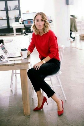 Creative Work Outfits Ideas For Womens35