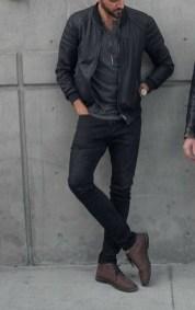 Flawless Men Black Jeans Ideas For Fall23