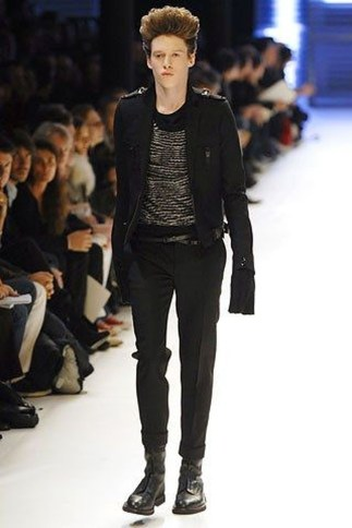 Flawless Men Black Jeans Ideas For Fall43
