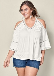Glamour Summer Fashion Trends Ideas For Plus Size02