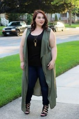 Glamour Summer Fashion Trends Ideas For Plus Size17