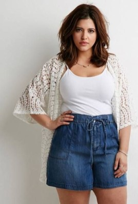 Glamour Summer Fashion Trends Ideas For Plus Size18