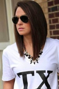 Hottest Bob And Lob Hairstyles Ideas For You27