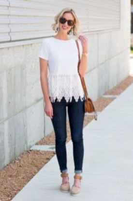 Inspiring Summer Outfits Ideas With Leggings To Try16