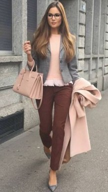 Marvelous Back To School Outfits Ideas For Women15