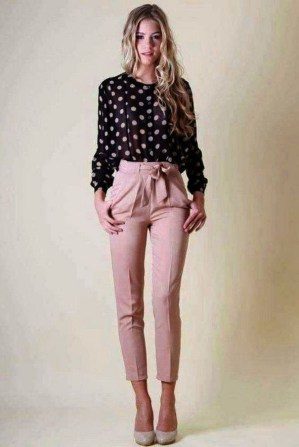 Unique Office Outfits Ideas For Career Women36