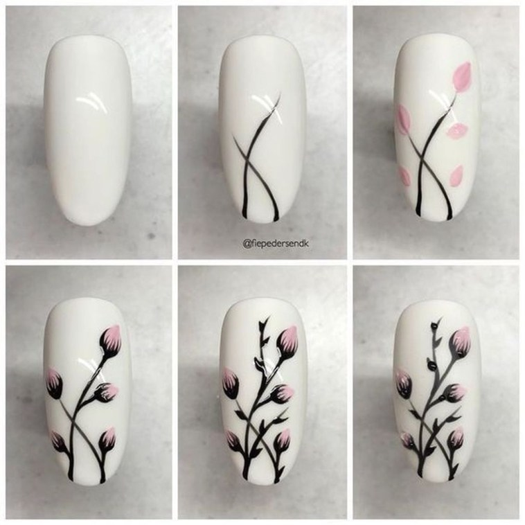 Astonishing Nail Art Tutorials Ideas Just For You22