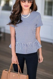 Attractive Spring And Summer Business Outfit Ideas For Women11
