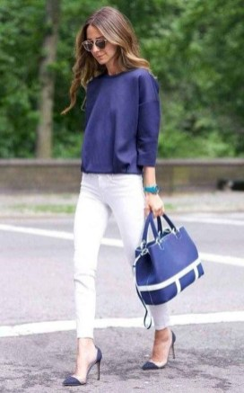 Attractive Spring And Summer Business Outfit Ideas For Women25