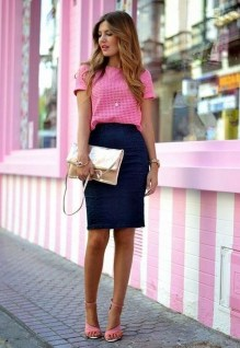 Attractive Spring And Summer Business Outfit Ideas For Women29