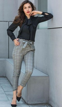 Attractive Spring And Summer Business Outfit Ideas For Women45
