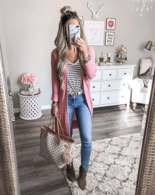 Charming Outfit Ideas That Perfect For Fall To Try05