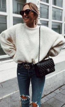Charming Outfit Ideas That Perfect For Fall To Try17