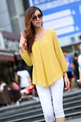 Comfy Tops Ideas That Are Worth For Girls35