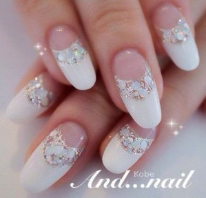 Creative Half Moon Nail Art Designs Ideas To Try04