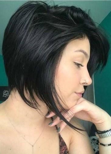 Elegant Brunette Hairstyles Ideas For Lovely Women43