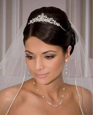 Elegant Wedding Hairstyle Ideas For Brides To Try18