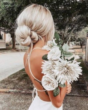 Elegant Wedding Hairstyle Ideas For Brides To Try24