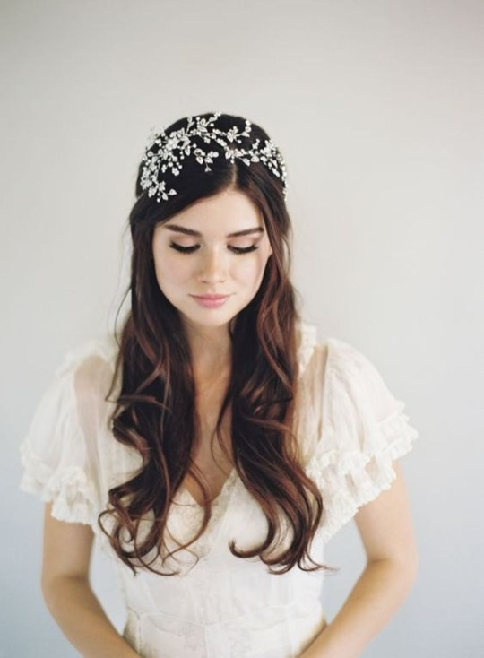 Elegant Wedding Hairstyle Ideas For Brides To Try39