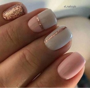 Fashionable Pink And White Nails Designs Ideas You Wish To Try09