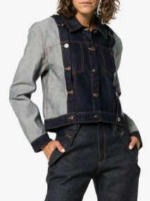 Flawless Outfit Ideas How To Wear Denim Jacket05