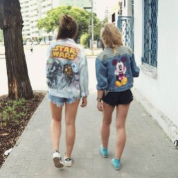 Flawless Outfit Ideas How To Wear Denim Jacket19