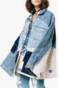 Flawless Outfit Ideas How To Wear Denim Jacket28
