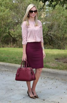 Impressive Spring And Summer Work Outfits Ideas For Women31