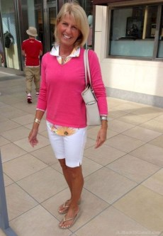 Inspiring Spring And Summer Outfits Ideas For Women Over 4021