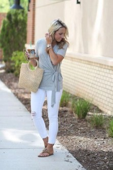 Inspiring Spring And Summer Outfits Ideas For Women Over 4023