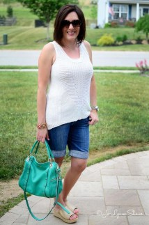 Inspiring Spring And Summer Outfits Ideas For Women Over 4030
