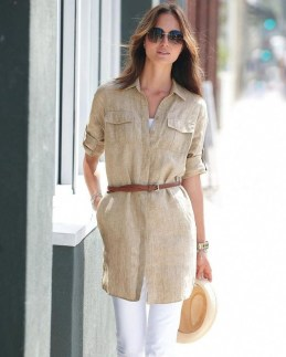 Inspiring Spring And Summer Outfits Ideas For Women Over 4032