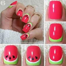 Outstanding Nail Art Tutorials Ideas That Youll Love18