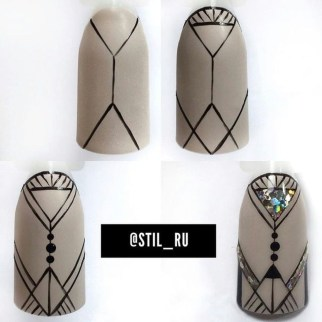 Outstanding Nail Art Tutorials Ideas That Youll Love37