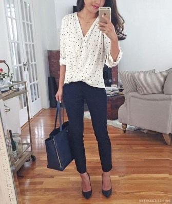 Pretty Work Outfits Ideas To Achieve A Career In 201906