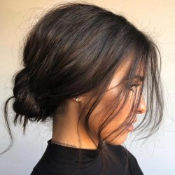 Unique Bun Hairstyles Ideas That Youll Love12