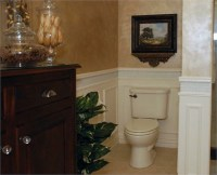 Wainscoting: A Classic Or A Trend? - Addicted 2 Decorating