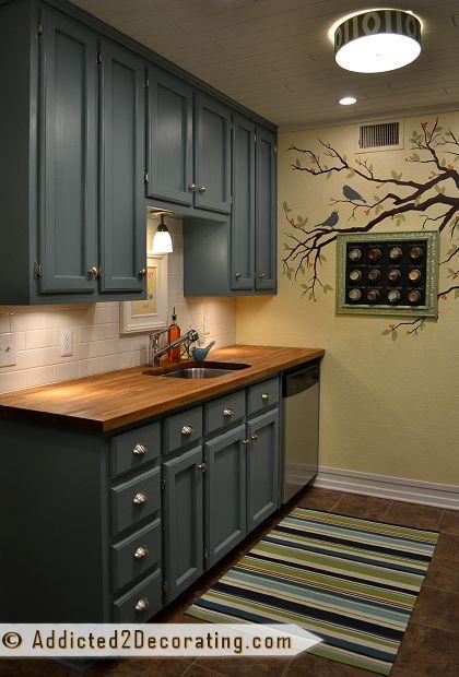 inexpensive kitchen countertops options builder app diy countertop - addicted 2 decorating®