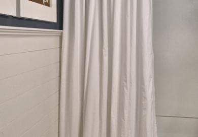 Cute Extra Long Shower Curtain