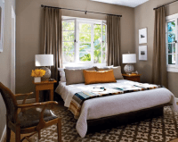 Placing The Bed In Front Of A Window: A Decorating Faux Pas?