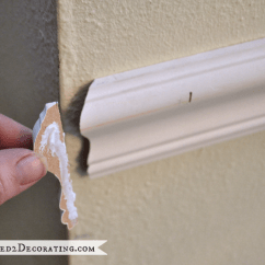 Chair Rail Molding Profiles Zero Gravity Lawn Chairs Tips For Installing Beautiful (almost Flawless) Trim Moulding