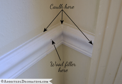 Install Chair Rail Diy Wall Ceiling Decorating