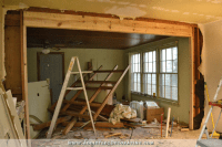 The Victory Is Mine!! (Load-Bearing Wall Removed, Load ...