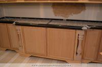 DIY Pour In Place Concrete Countertops  Part 1