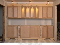 The Wall Of Cabinets Build Is Finished (In-Cabinet Lights ...